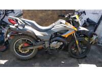 Keeway TX 125
