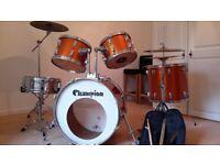 2nd hand drum kit