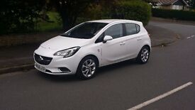 2015 / 65 PLATE Vauxhall Corsa 1.2 ecoFLEX Excite 5dr AC ONLY 6000 MILES FROM NEW