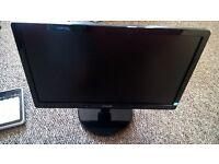 19 inch DVI monitor