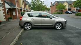 Peugeot 3008 1.6HDI only 50600 miles