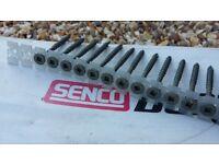 Building Materials: SENCO Duraspin Collated Screws