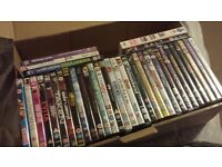 Collection of DVDs - £15 or nearest offer