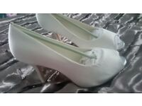 bridal shoes NEW