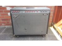 For Sale Fender Twin Reverb tube amp