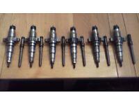Iveco/daff injectors