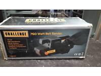 Challenge 760 watt belt sander