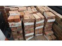 Red Bricks Old Reclaimed