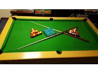 Championship Slate Bed Tournament Pool Table