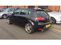 Seat Leon FR 2.0 Tdi 2007 + hpi clear + full vw service history + xenons+ cruise control+ offers px