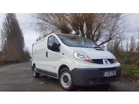 Renault Trafic 1.9 TD dCi SL27 Phase 2 Panel Van 5 door* NO VAT* *6 MONTHS WARRANTY INCL*