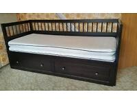 Ikea Brimnes Hemnes Day Bed