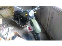 Bargain Custom Honda CG125