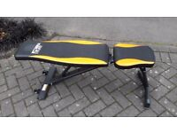 MIRA FIT WEIGHTS BENCH