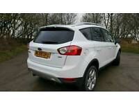 2010 59 Ford Kuga 2.0 Zetec 4x4, low mileage, VGC, 2 owners!