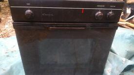 Carrera Integrated Oven