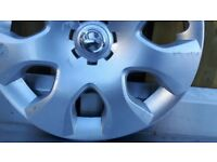 16 inch vauxhall wheel trim 1x only