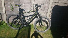 MTB bike Cube Analog 2012