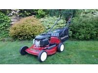 "Mountfield Monarch 21"" Self Propelled Petrol Mower / Lawnmower - Honda Engine"