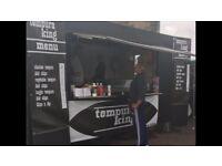 Catering Unit/mobile burger trailer