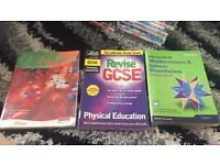 3 2017/2018 GCSE revision books
