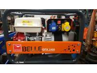 Generator belle GPX 3400 mint condition 2017