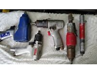 Various Air tools