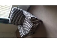 Next striped chair..pristine..