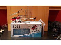 Gallant 8088 Remote Control Bubble Helicopter