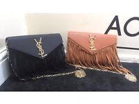 YSL SAINT LAURENT MONOGRAM Bag Louis Vuitton neverful speedy 30 GUCCI Chanel Prada Givenchy