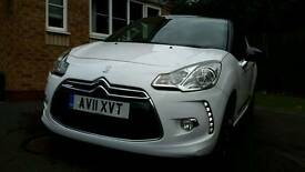 Citroen ds3 Dsport 110