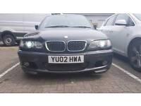 BMW E46 330D 186BHP 2002