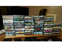 160+ DVDs for sale