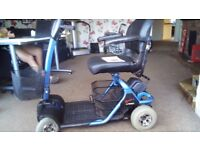 Mobility Scooter Liteway Rascal