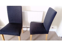 Dining Chairs, set of 2, IKEA Henriksdal