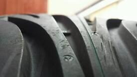 **REDUCED** New Dunlop SP Sport 9000 tyre 225 45 17