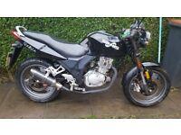 Sinnis stealth 125cc 2013
