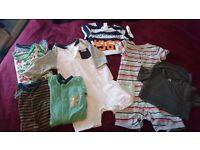 Baby boy bundle 18-24 months