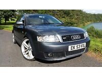 2003 audi a4sport 1.9 tdi 6 speed, 130bhpestate, original bodykit, new mot good condition