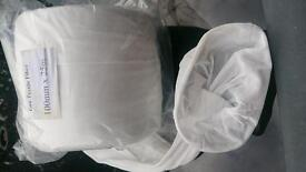 Sock filter for garden perforated pipe 25m