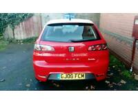 2008 Seat Ibiza Sportrider 1.4 Petrol (Not Armani, BMW, iPhone)