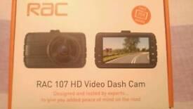 RAC 107 HD Dashcam BNIB