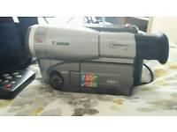 Cannon camcorder v50 h18