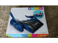 INTEX Inflatable Floating Recliner Lounge #58868 used, in perfect condition!