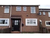 53 Arran street Antrim, furnished 3 bed house to let, £450 ppm, available immediately no DHSS please