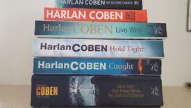 Harlan Coben Book Bundle