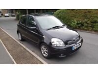 ****TOYOTA YARIS 1.3 T SPIRIT 2004 12 MONTHS MOT 5 DOOR £650 ovno p/x welcome £650 ovno ****** £650.
