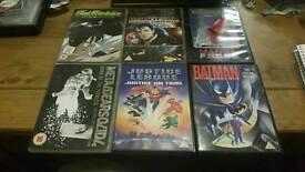 Anime, Manga & Game DVD Bundle Inc Metal Gear Solid