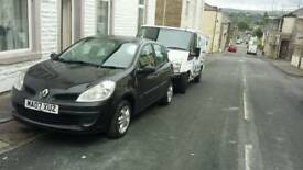 SALE/SWAPReanault clio mk3 2007 sale/swap corsa around same year