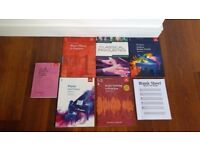 Current Grade 1-3 ABRSM Piano, Theory Books and Blank Piano Sheets - £1 Each